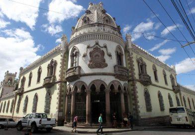 Antigua Casa Presidencial, Centro Histórico de Tegucigalpa
