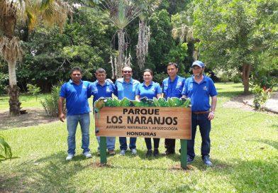 Parque Los Naranjos