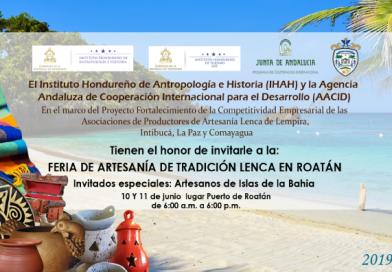 Feria Artesanos Rotán